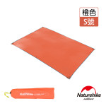 Naturehike 戶外6孔帳篷地席天幕帳布 (S號雙人款) (NH15D004-X) - 橙色