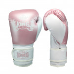 TOP KING TKT經典系列成人拳擊手套 (12OZ) - 粉紅色