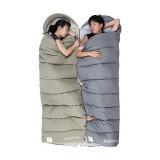 Naturehike M180 冬季信封帶帽睡袋 (NH20MSD02) - 綠色  | 可拼接設計 露營便攜睡袋 |  適合溫度範圍 5~12℃