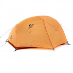 NatureHike StarRiver2 星河210T輕型雙人帳篷 (NH17T012-T) | 戶外登山露營帳 - 橙色