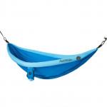 NatureHike 戶外充氣管式雙人吊床 (NH18D002-C) | 懸掛睡覺鞦韆吊椅 200KG承重 - 藍色