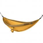 NatureHike 戶外充氣管式雙人吊床 (NH18D002-C) | 懸掛睡覺鞦韆吊椅 200KG承重 - 黃色