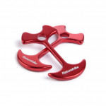 NatureHike 單孔魚骨地板釘4個裝 (NH15A005-D)   甲板專用地釘風繩扣