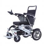 Baichen Medical E8000 升級款可摺疊電動輪椅 | 老人助行車 | 全自動電磁剎車二合一手動/電動輪椅