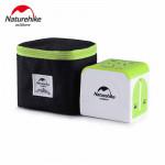 NatureHike 3USB旅行通用轉換插頭 (NH18P001-J)  英歐標日本泰旅行插座轉換器 萬能插頭 - 綠色