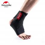 NatureHike 戶外運動登山護踝腳腕 (NH20HJ007) | 扭傷跑步籃球護腳踝 關節保護套 - 右款大碼