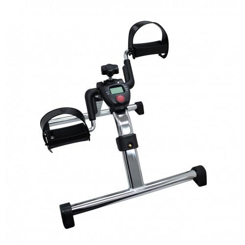 銀適輕巧運動單車 復康單車 家用健身單車機 (連電子儀)
