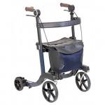 日本TacaoF 可摺式助行健步車|助行車 - 藍色