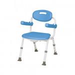 日本TacaoF 摺疊式沐浴椅 (有背及扶手)