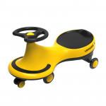 意大利 Lecoco 兒童扭扭車| 學行滑步車 - 黃色