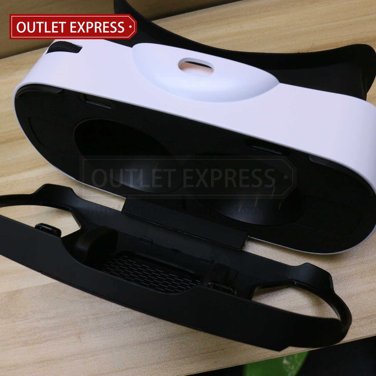 暴風魔鏡4  VR虛擬實境眼鏡 手機放置位置- Outlet Express HK生活百貨城實拍相片