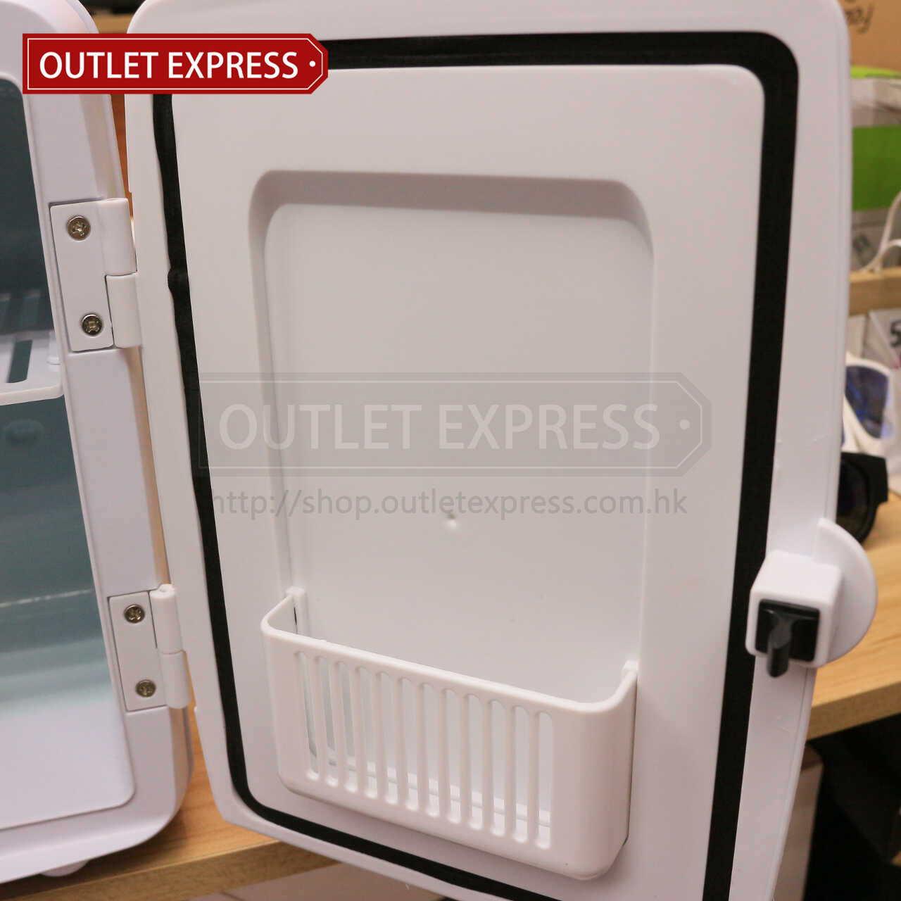 4L 冷暖兩用迷你小雪櫃 | 可車載或家用 雪櫃門- Outlet Express HK生活百貨城實拍相片