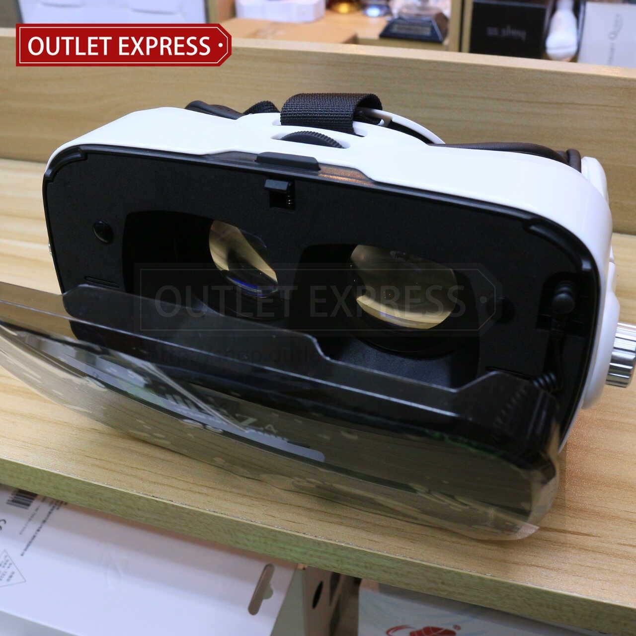 小宅魔鏡Z4 VR虛擬實境眼鏡 手機放置位置- Outlet Express HK生活百貨城實拍相片