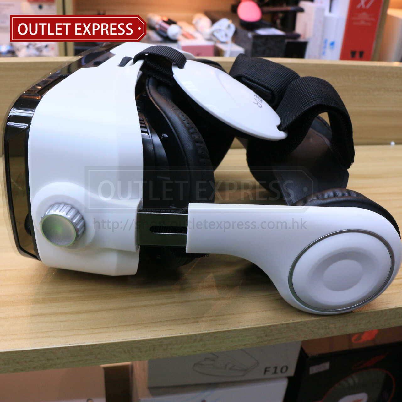 小宅魔鏡Z4 VR虛擬實境眼鏡側面圖- Outlet Express HK生活百貨城實拍相片