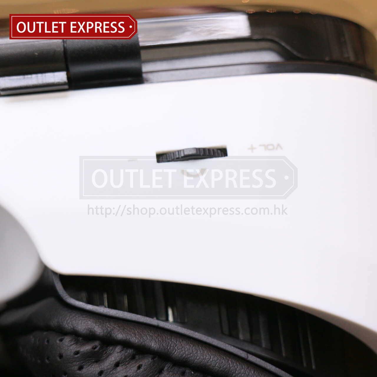 小宅魔鏡Z4 VR虛擬實境眼鏡 音量調節- Outlet Express HK生活百貨城實拍相片