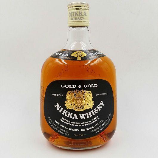 余市蒸餾所 GOLD&GOLD 武士武將版日本威士忌 (750ml) |日果NIKKA   - Outlet Express HK 生活百貨城實拍圖