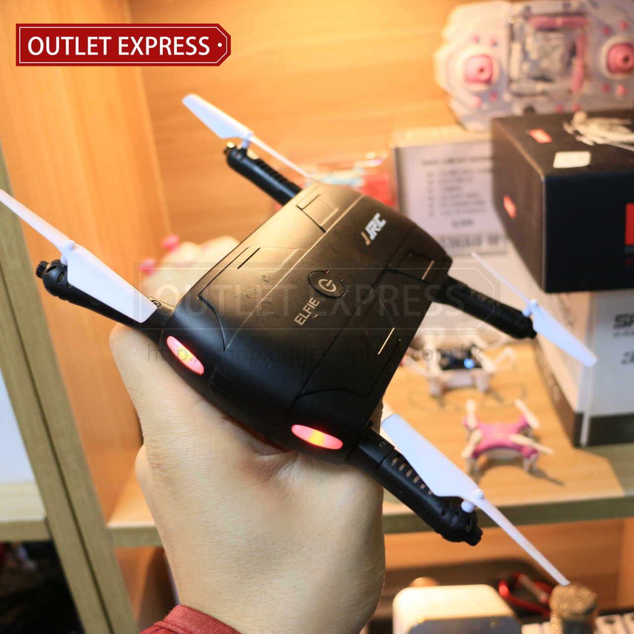 JJRC H37 可折疊迷你四軸無人機飛行器 - Outlet Express HK生活百貨城實拍相片