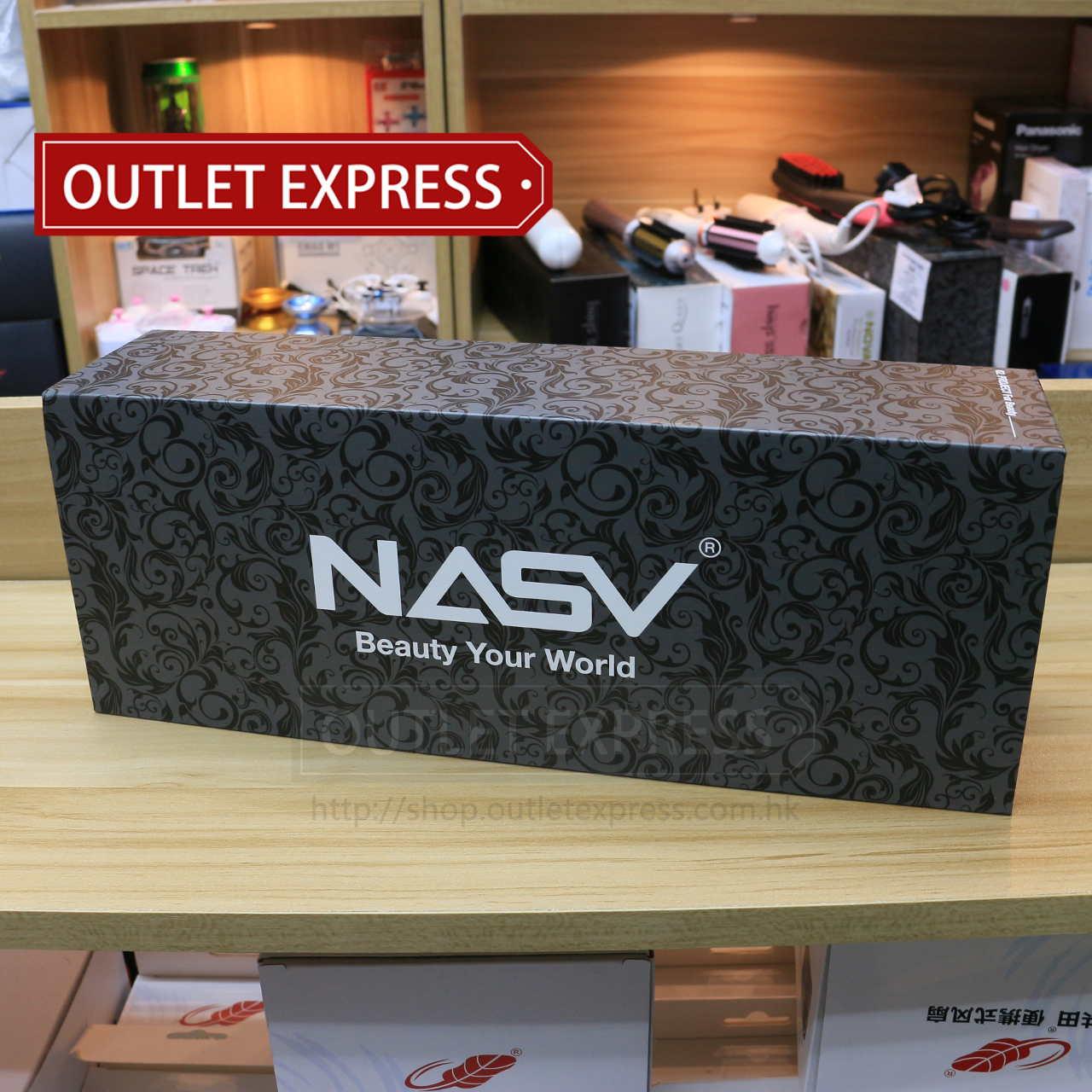 NASV-300 負離子直髮梳 包裝盒 - Outlet Express HK 生活百貨城實拍相片