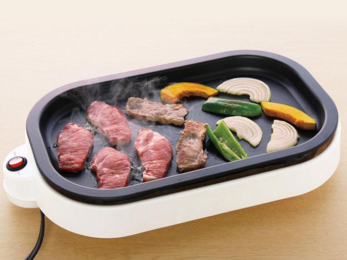 日本IRIS ITY-24W -W 章魚燒電煎板 | 燒肉烤盤- Outlet Express HK生活百貨城