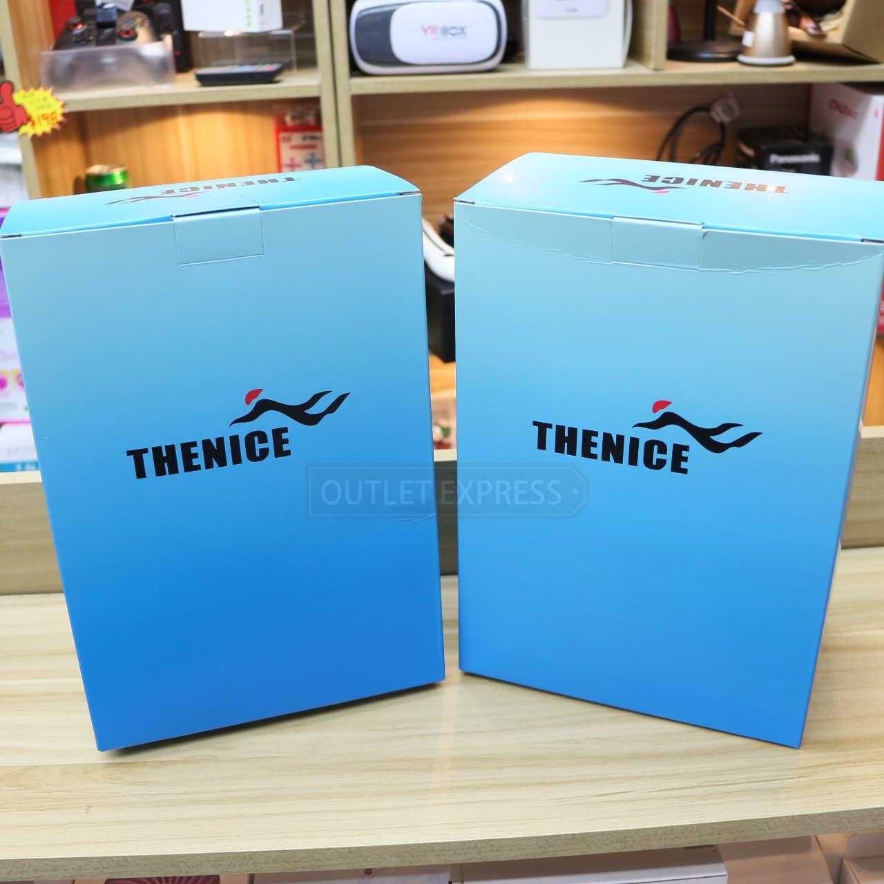 THENICE全乾式防霧浮潛面罩 包裝盒- Outlet Express HK生活百貨城實拍相片