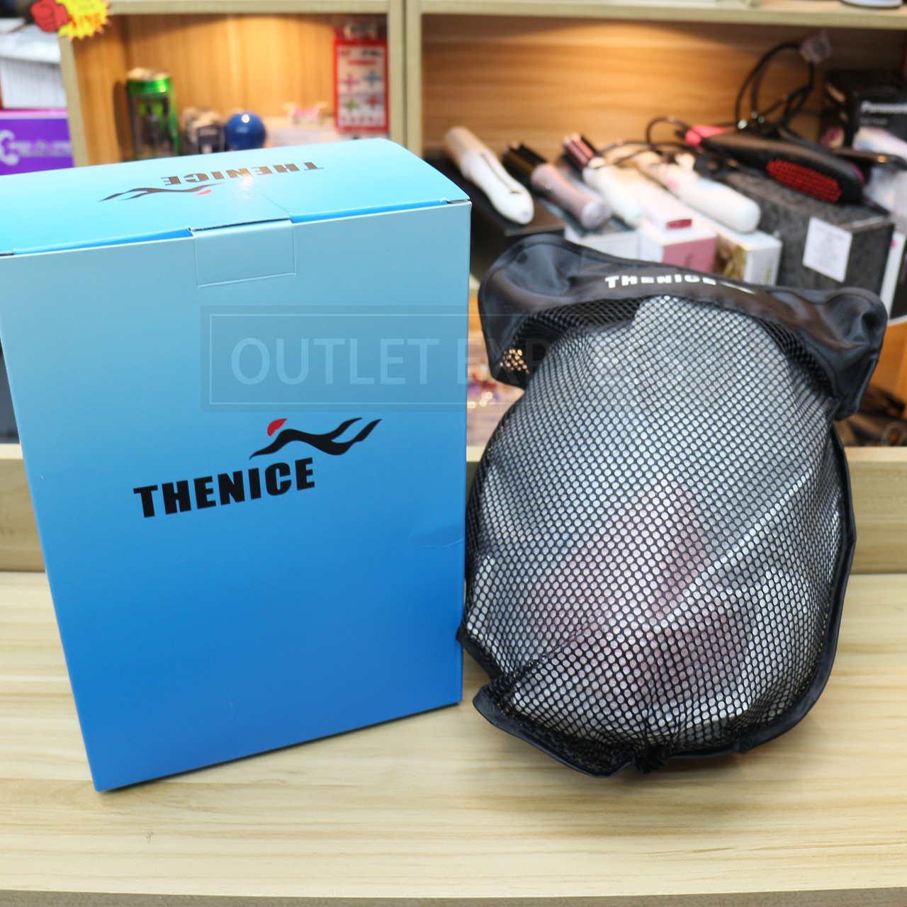 THENICE全乾式防霧浮潛面罩包裝及包裝袋- Outlet Express HK生活百貨城實拍相片