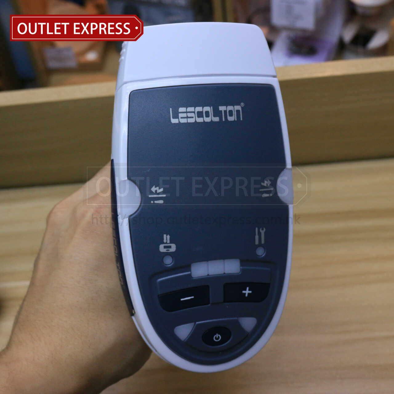 Lescolton T-006 家用激光脫毛儀 | 脫毛機  多種設定- Outlet Express HK生活百貨城實拍相片