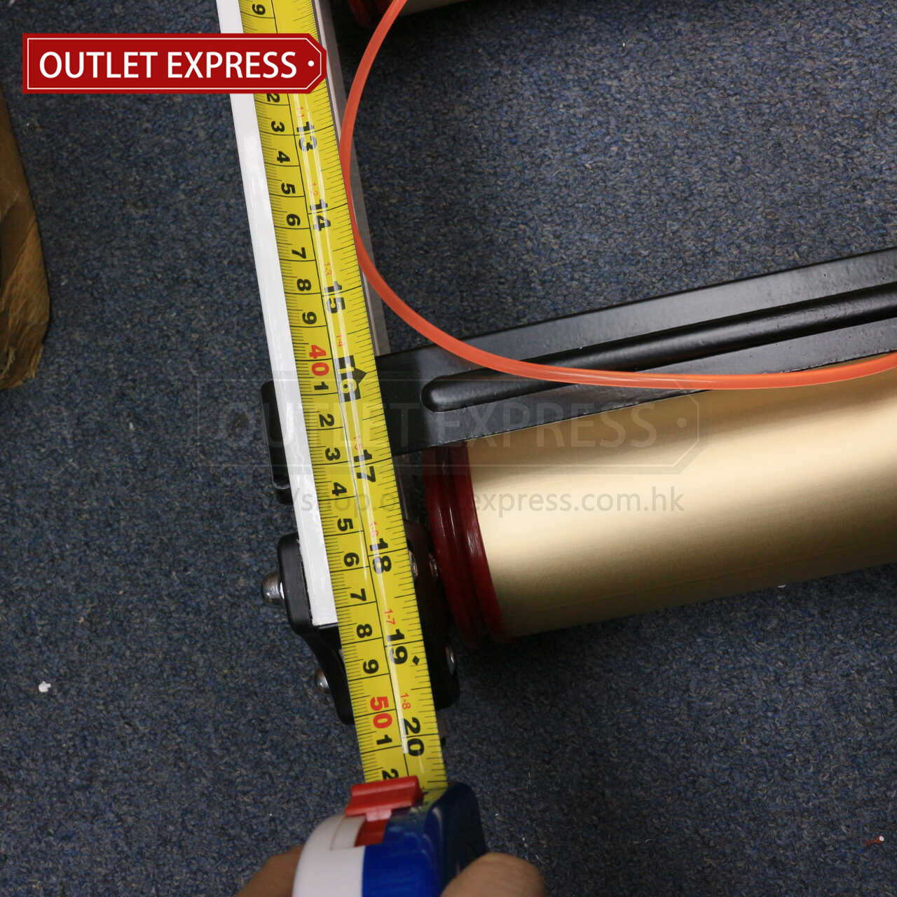滾筒室內單車訓練台 - Outlet Express HK生活百貨城實拍相片