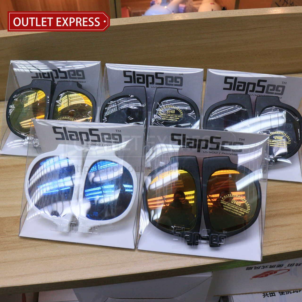 紐西蘭 SlapSee 變形偏光太陽眼鏡 包裝 - Outlet Express HK 生活百貨城實拍圖