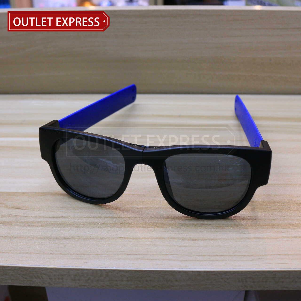 紐西蘭 SlapSee 變形偏光太陽眼鏡  正面圖- Outlet Express HK 生活百貨城實拍圖