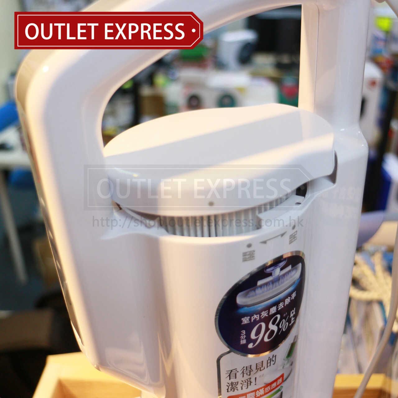 日本 IRIS IC-FAC2 家用除蟎吸塵機 | 香港行貨- Outlet Express HK生活百貨城實拍相片