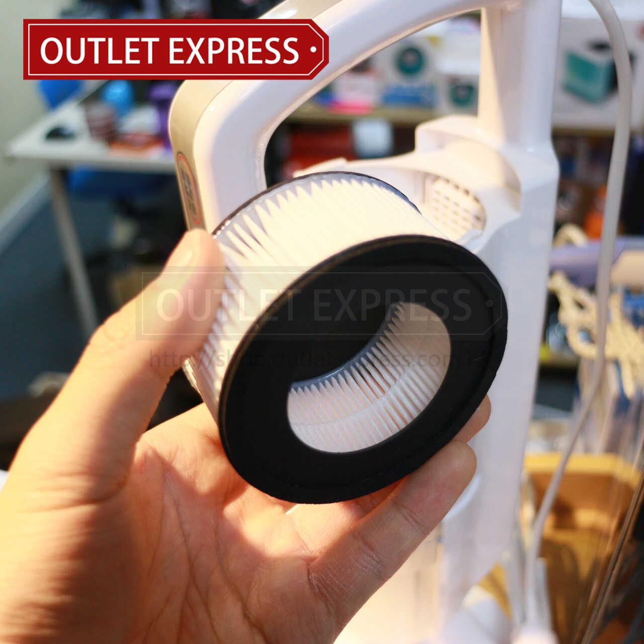 日本 IRIS IC-FAC2 家用除蟎吸塵機 | 香港行貨 集塵盒- Outlet Express HK生活百貨城實拍相片