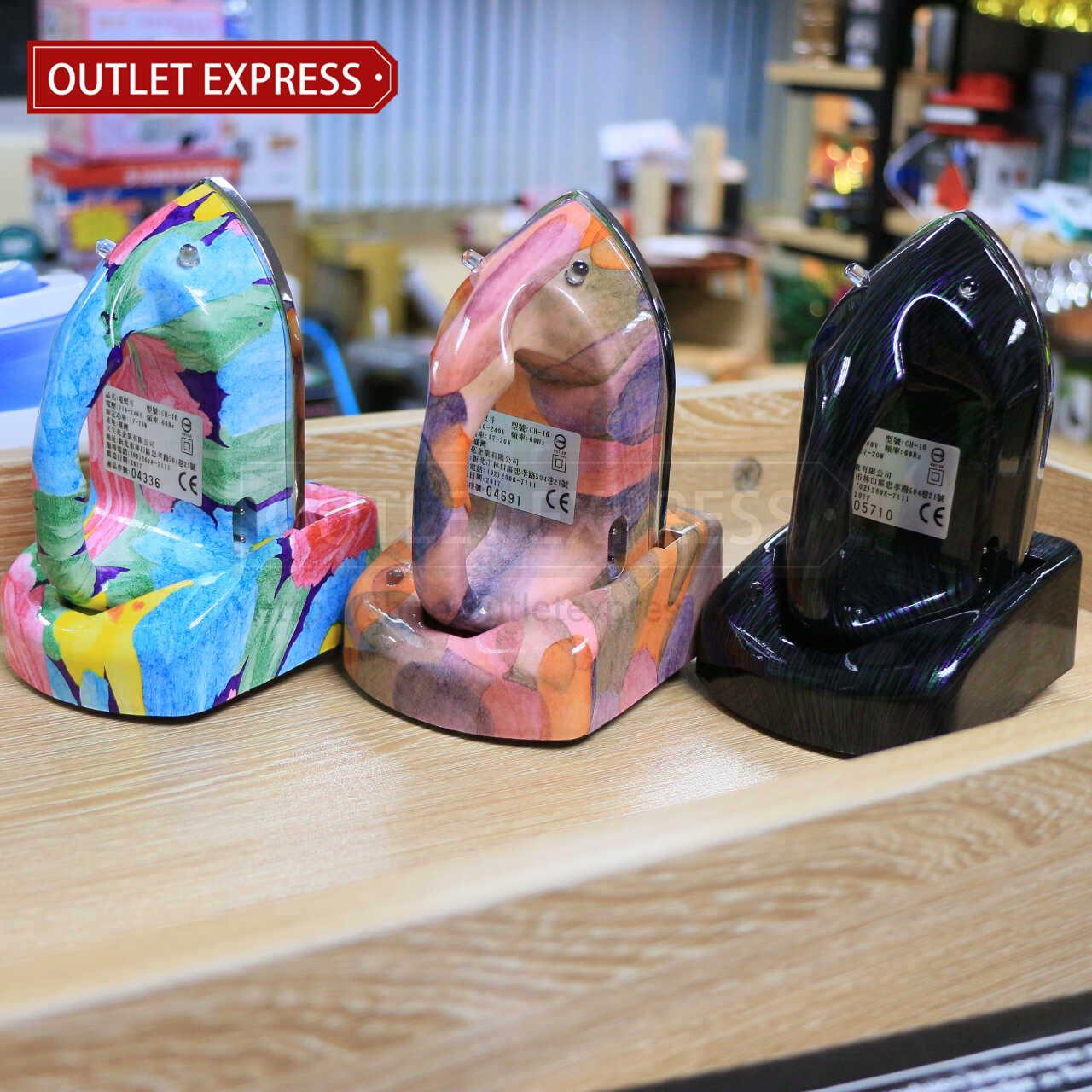 台灣 TSL Chef Master 預熱式無線迷你掌上型旅行熨斗- Outlet Express HK生活百貨城實拍相片