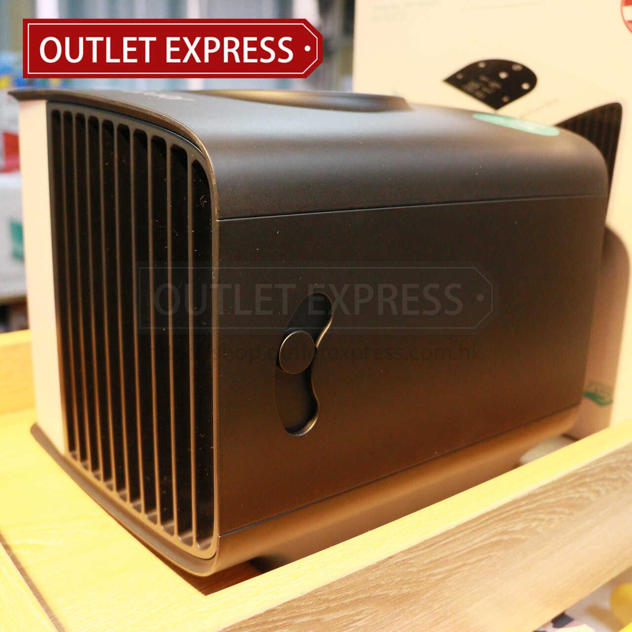 Evapolar 二代小型個人流動冷氣機 (evaSMART EV-3000) | 智能水冷風機 ( 現貨發售 ) | 香港行貨 - Outlet Express HK生活百貨城實拍相片