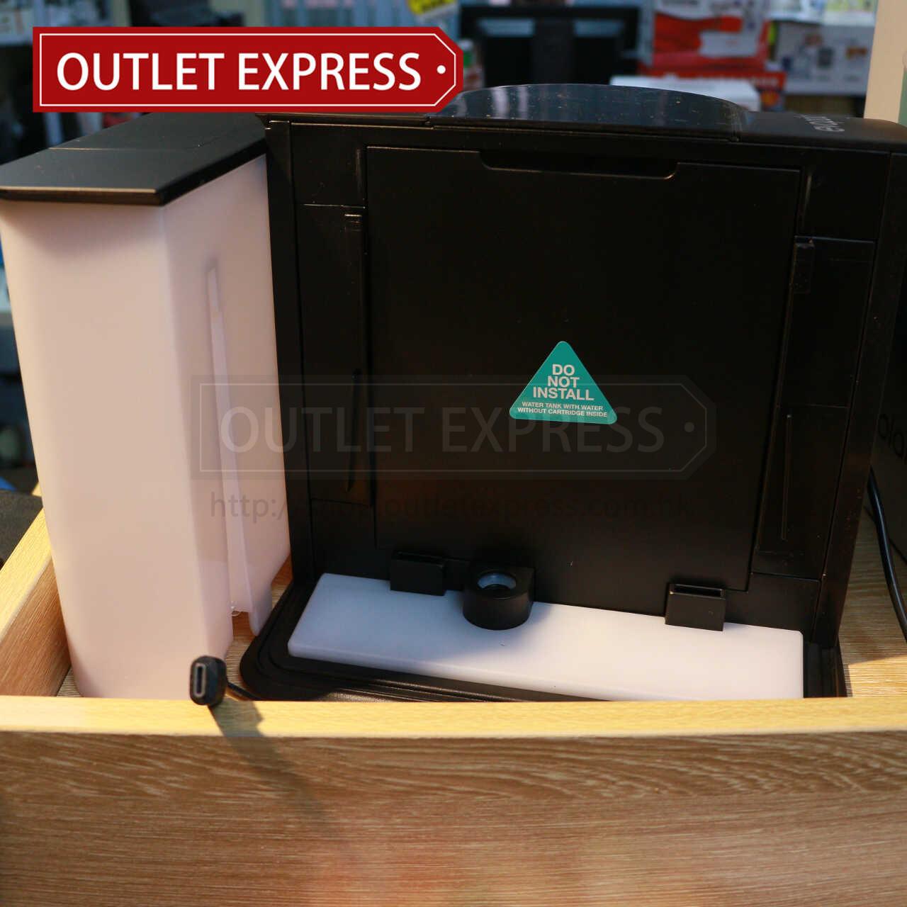 Evapolar 二代小型個人流動冷氣機 (evaSMART EV-3000) | 智能水冷風機 ( 現貨發售 ) | 香港行貨 濾網- Outlet Express HK生活百貨城實拍相片